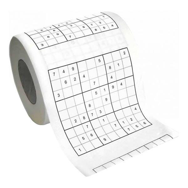 Sudoku Toalettpapper - 1-pack