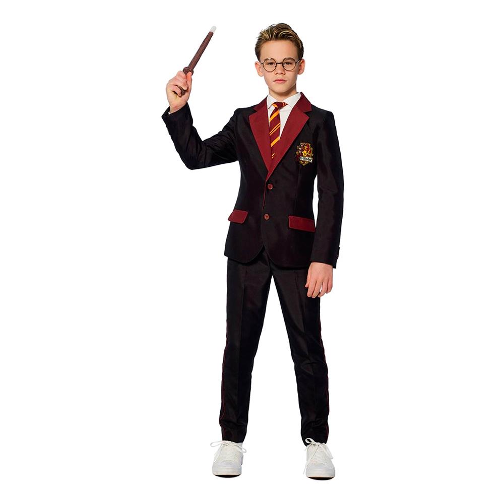 Suitmeister Teen Harry Potter Gryffindor Kostym - X-Large