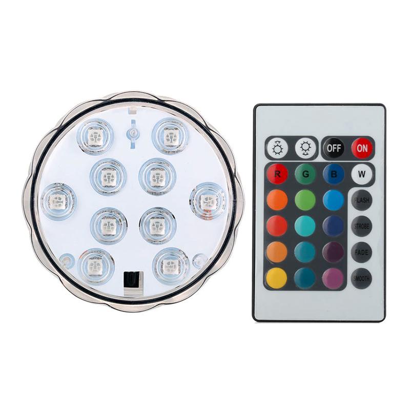 Vattentät Super LED-lampa