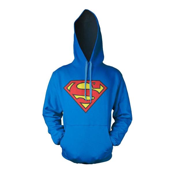Superman Hoodie - X-Large