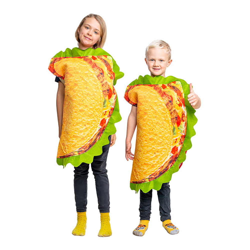 Taco Barn Maskeraddräkt - One size