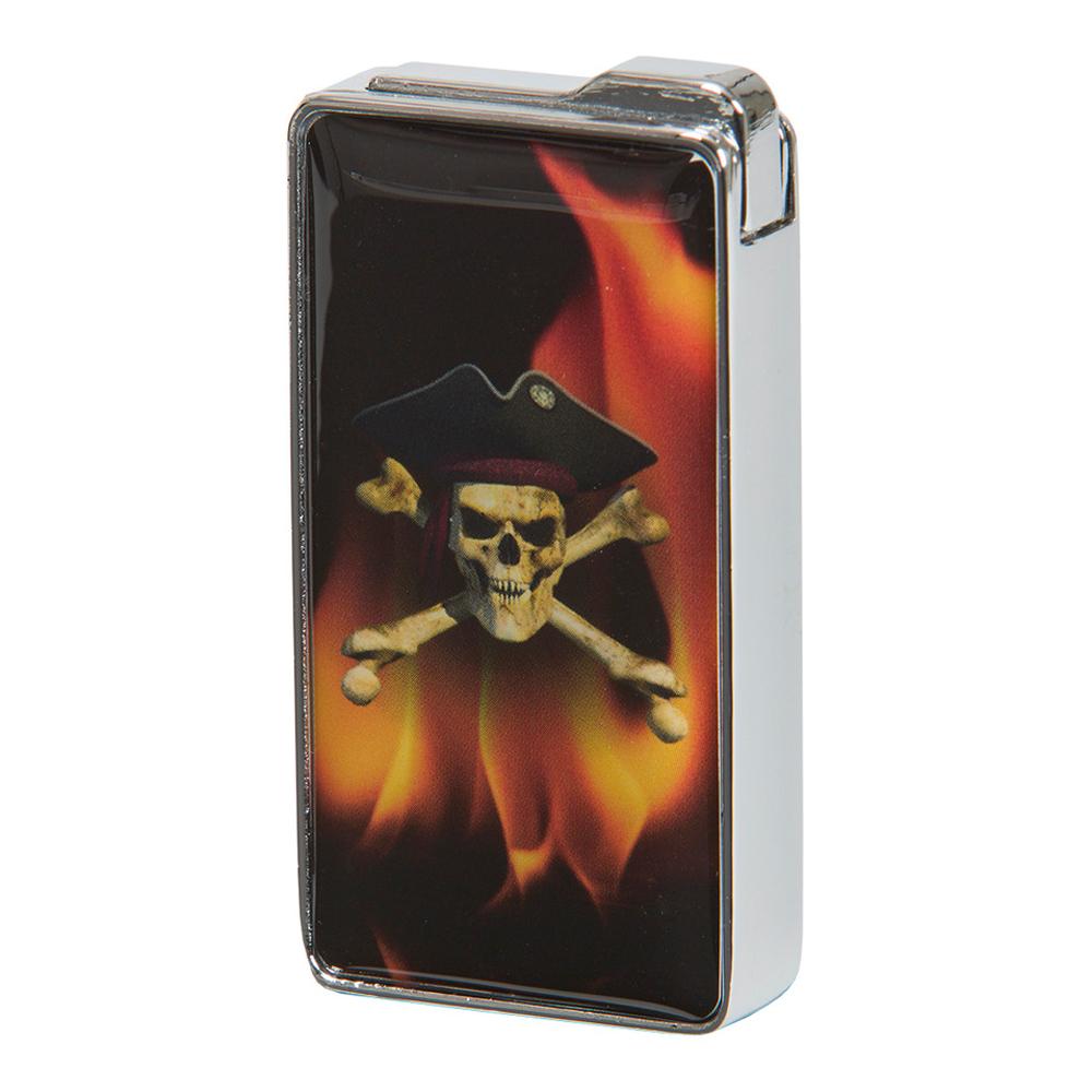Tändare med Motiv - Pirat Dödskalle