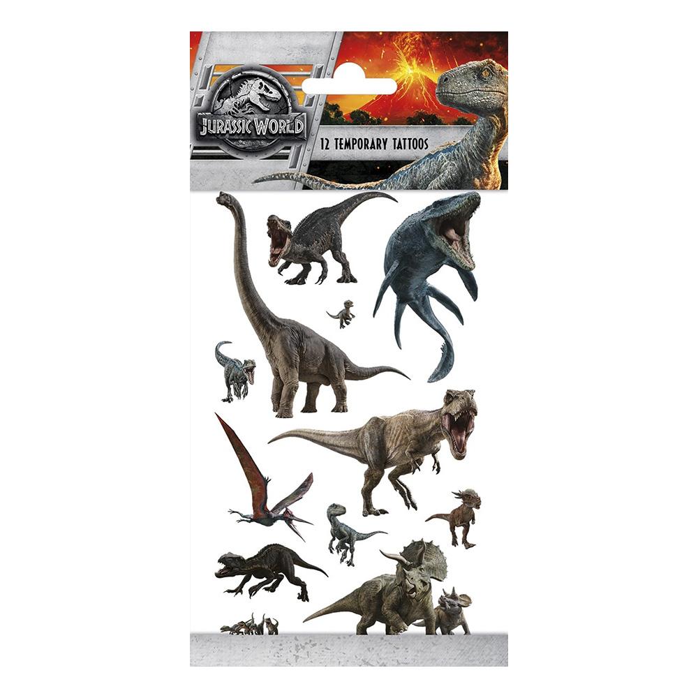 Tatueringar Jurassic World