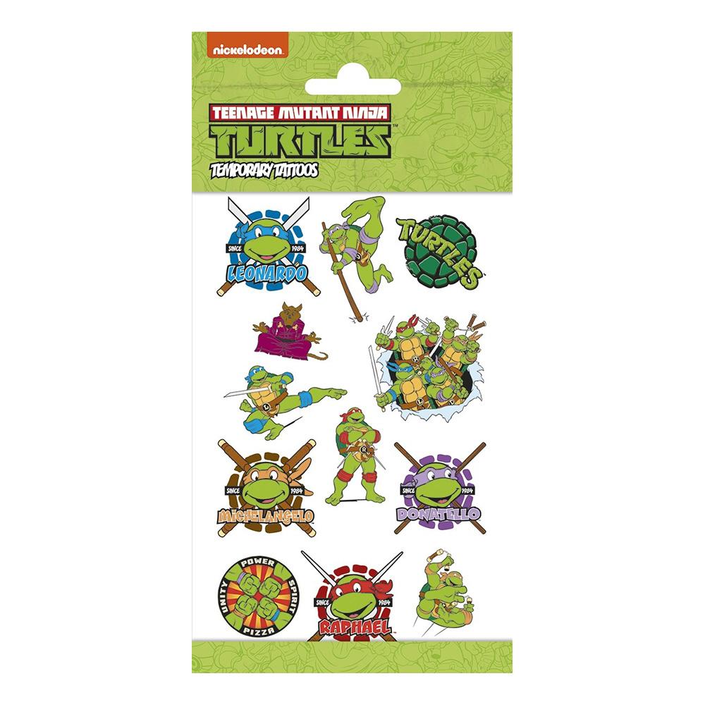 Tatueringar Ninja Turtles