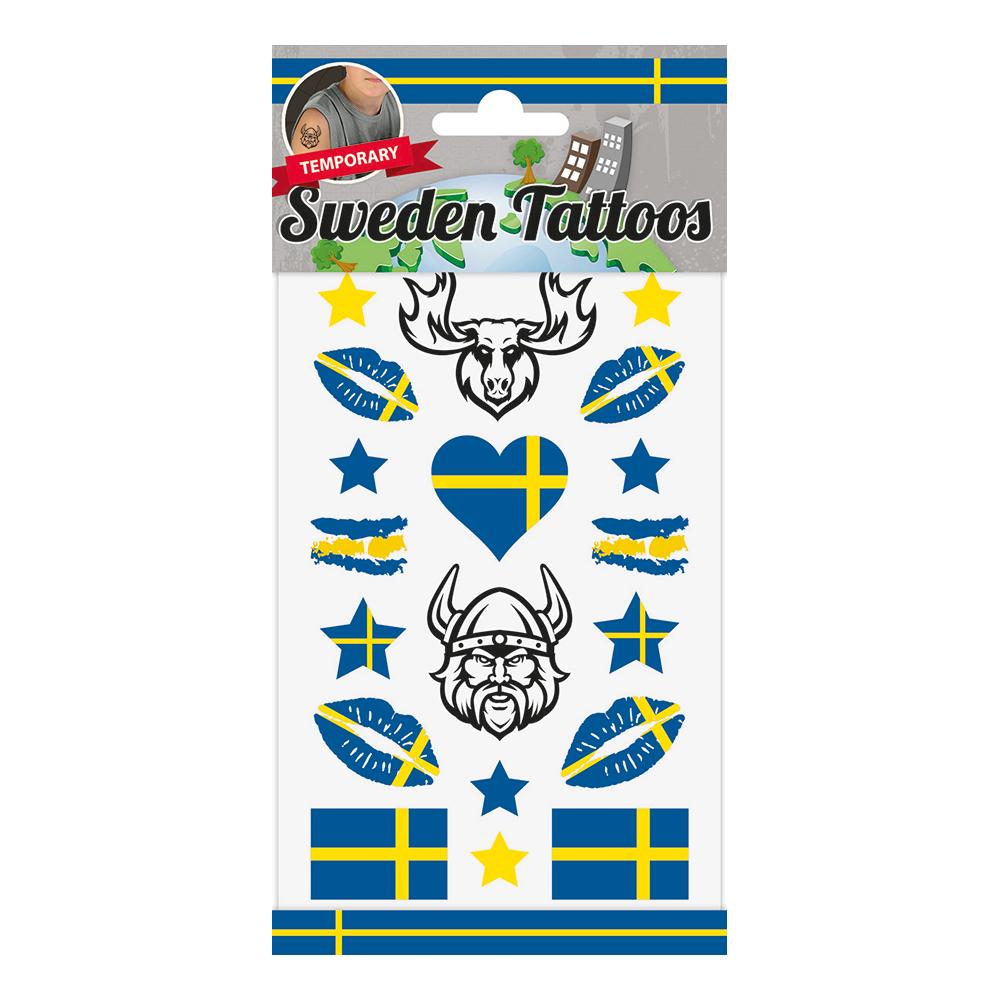Tatueringar Sverige
