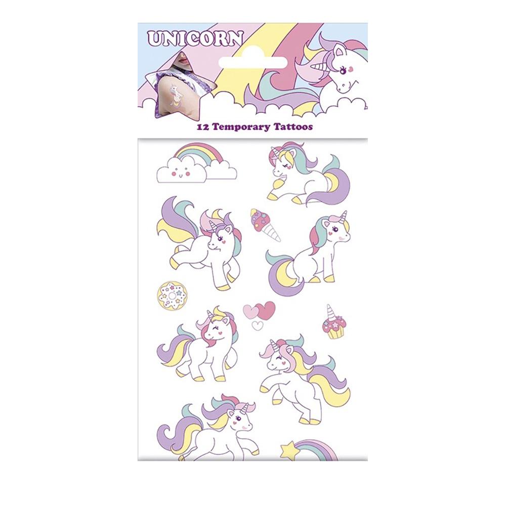 Tatueringar Unicorn