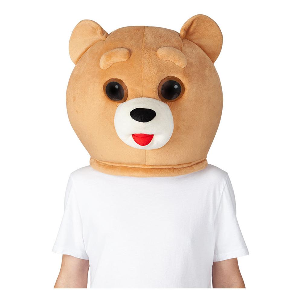 Teddybjörn Jättemask - One size