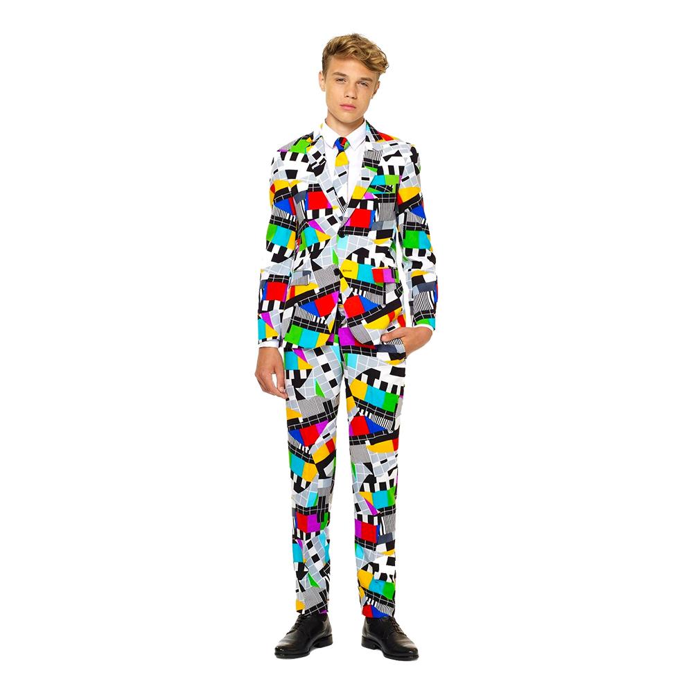 OppoSuits Teen Testival Kostym - 134-140