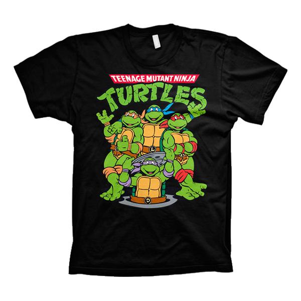Teenage Mutant Ninja Turtles T-shirt - Large