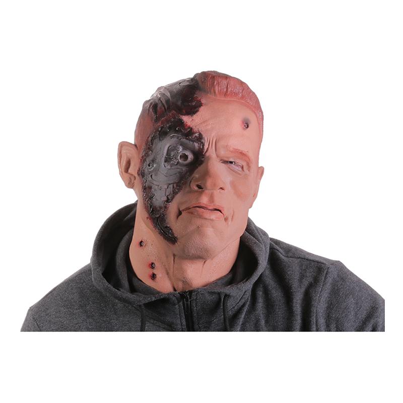 Terminator Greyland Film Mask - One size