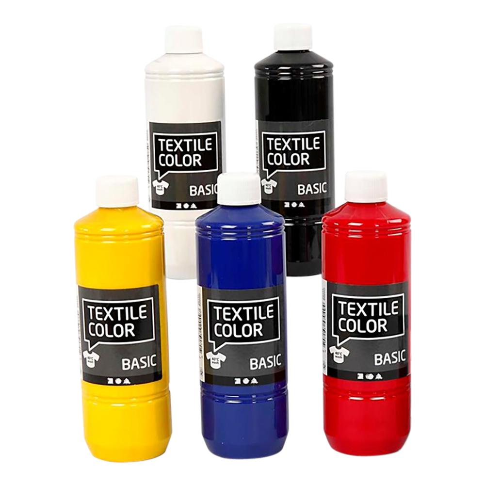 Textilfärg - Vit
