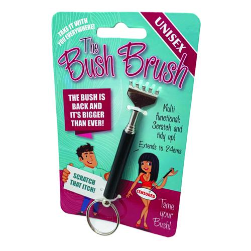 The Bush Brush Skäggkam