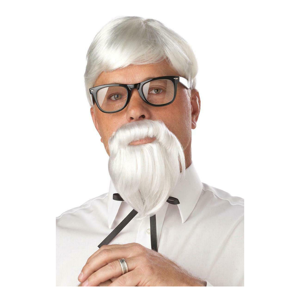 The Colonel Perukkit - One size