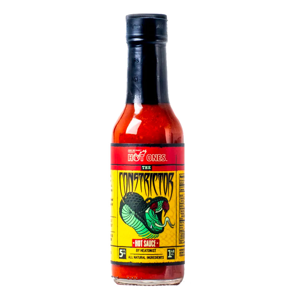 The Constrictor Hot Sauce - 148 ml