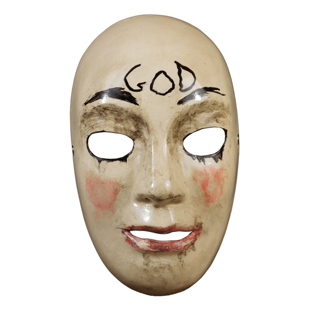 The Purge Anarchy God Injection Mask - One size