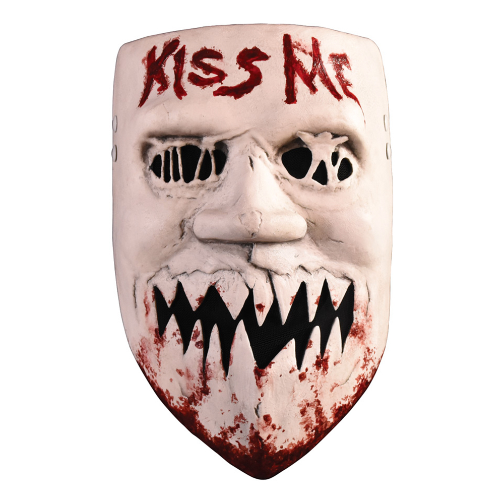 The Purge Kiss Me Mask - One size