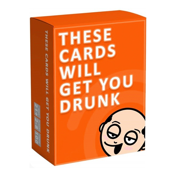 These Cards Will Get You Drunk Festspel