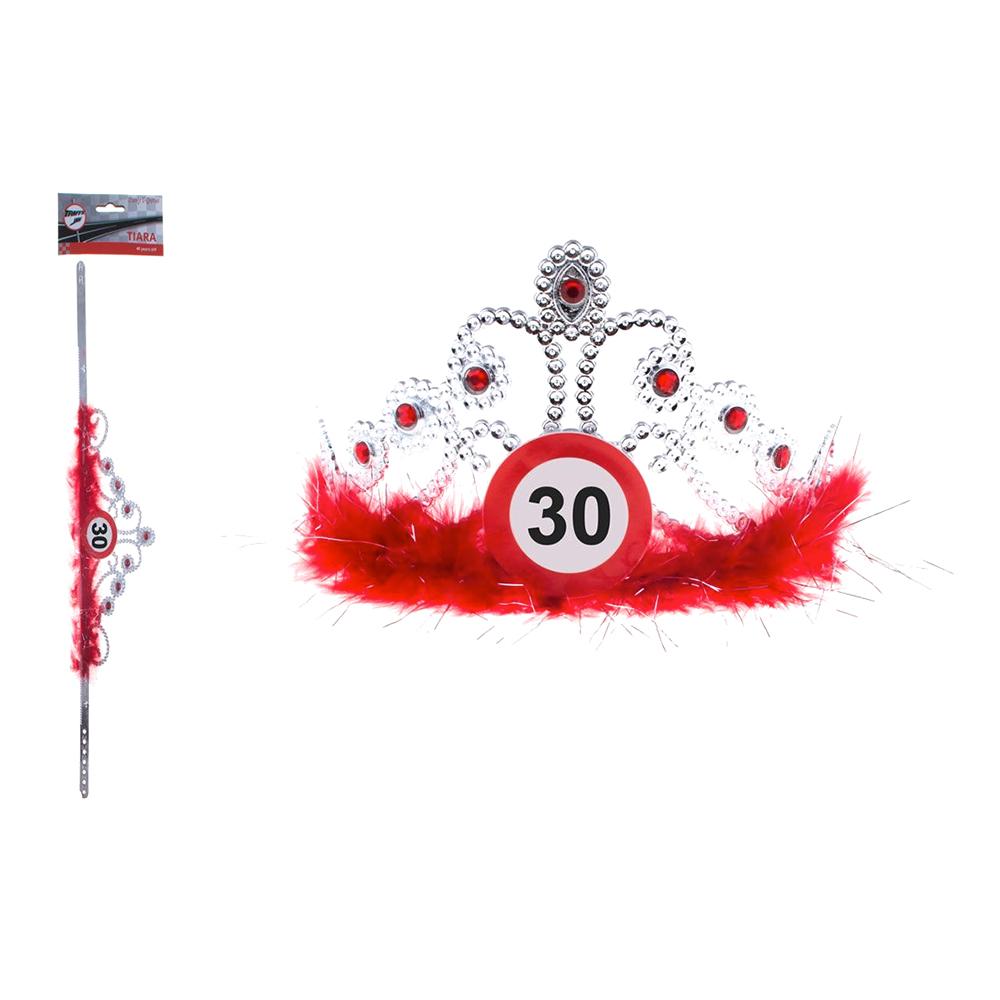 Tiara Trafikskylt 30