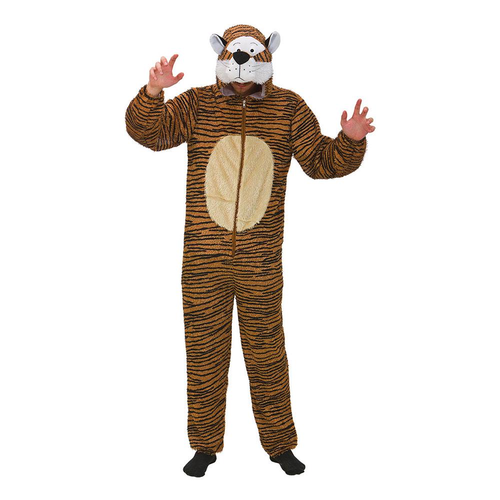 Tiger Maskeraddräkt - One size