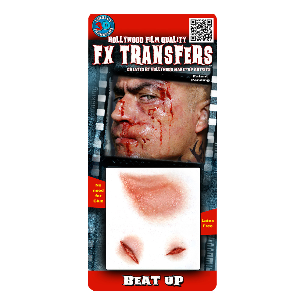 Tinsley FX Transfers Beat Up