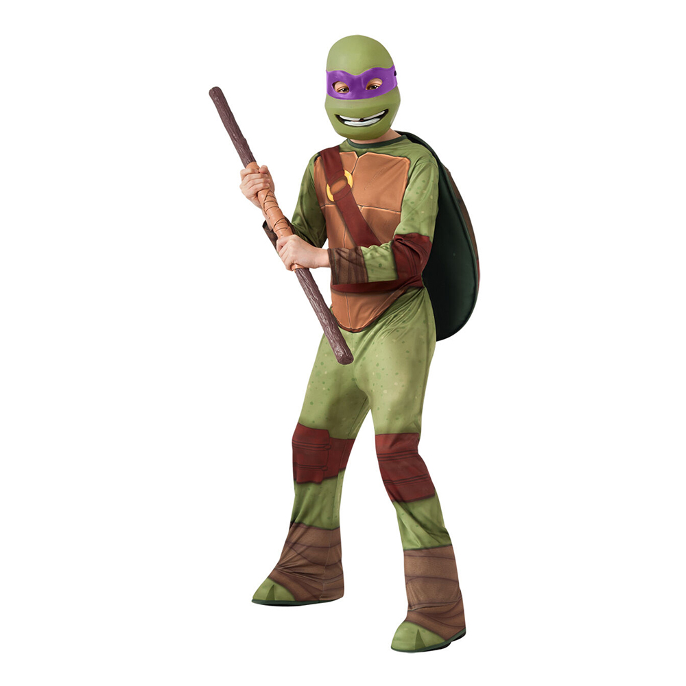 TMNT Donatello Barn Maskeraddräkt - Medium