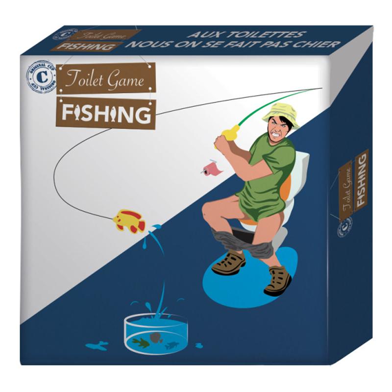 Toalettspel Fiske