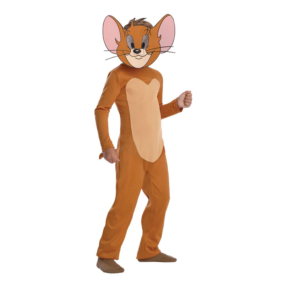 Tom & Jerry Jerry Barn Maskeraddräkt - Small