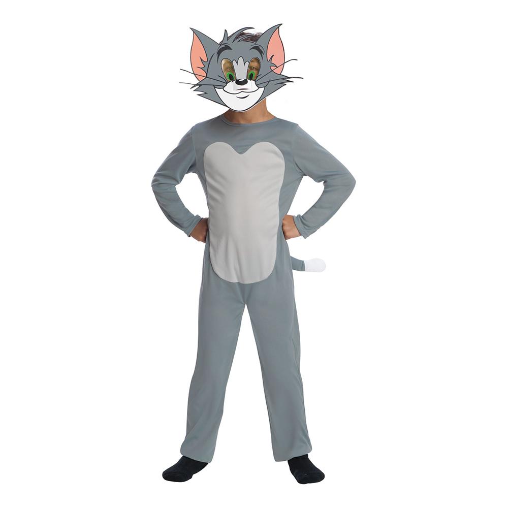 Tom & Jerry Tom Barn Maskeraddräkt - Small