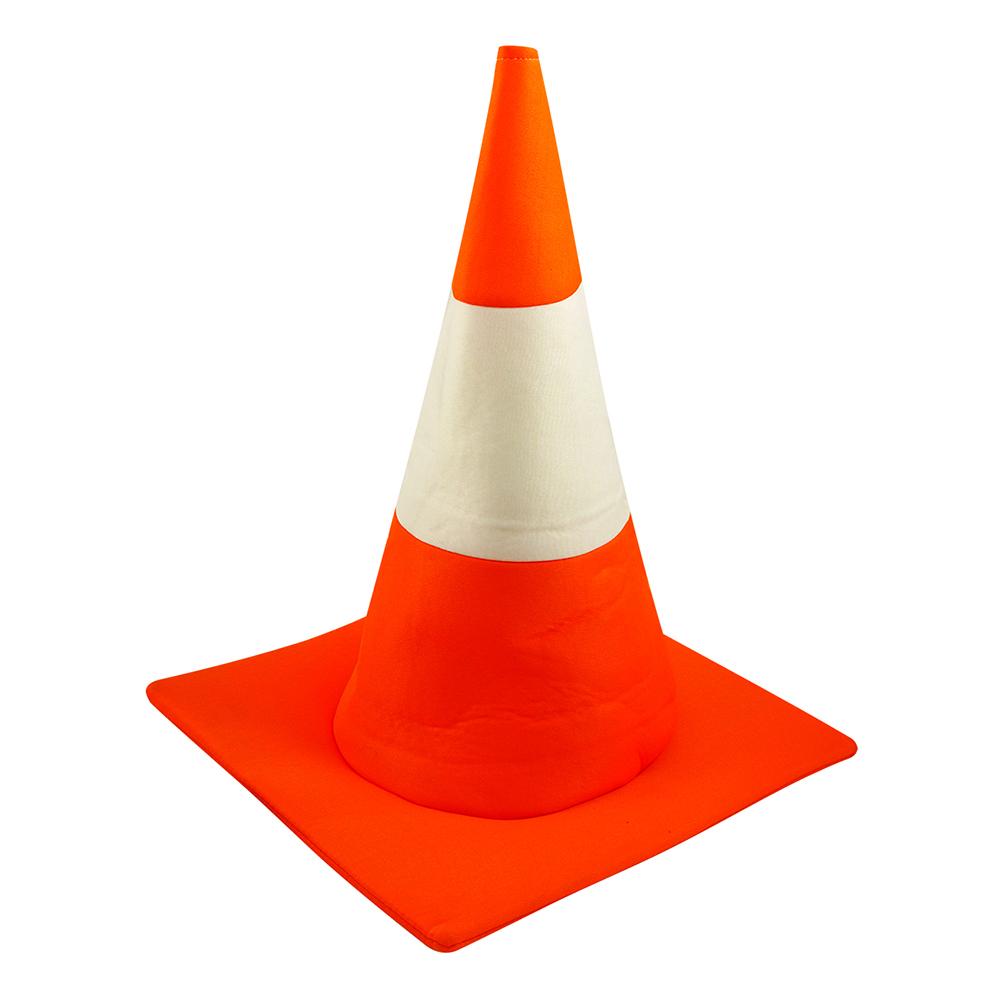 Trafikkona Hatt - One size
