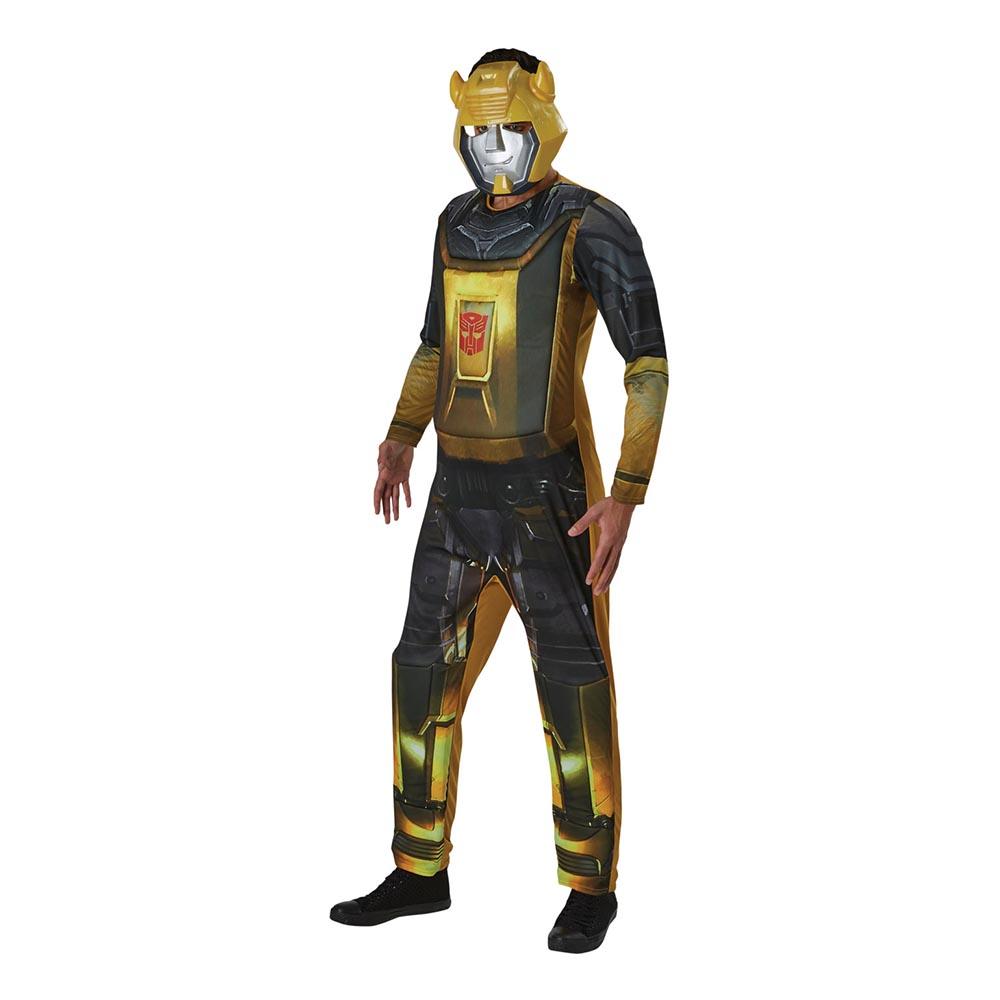 Transformers Bumble Bee Maskeraddräkt - Standard