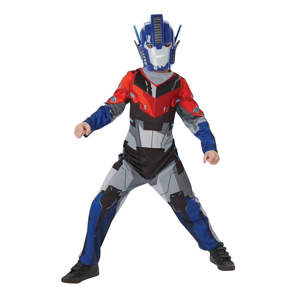 Transformers Optimus Prime Classic Barn Maskeraddräkt - Small