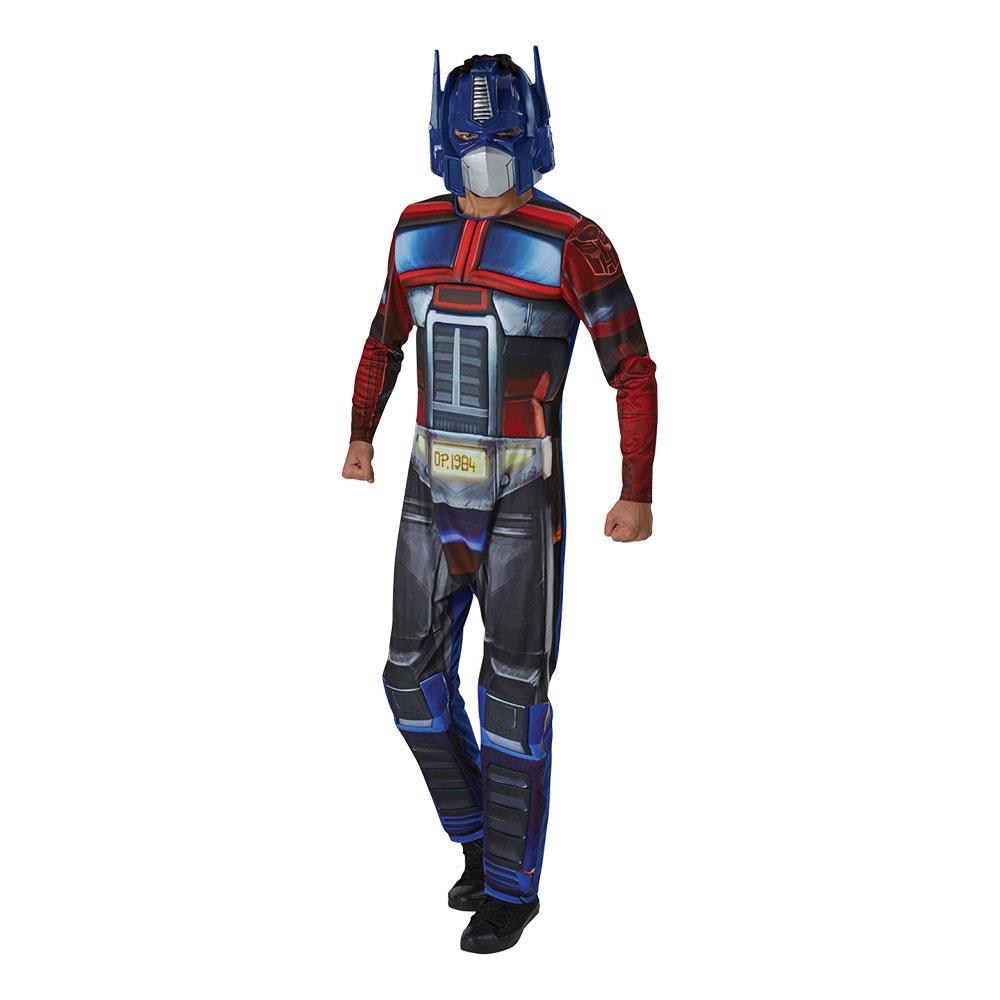 Transformers Optimus Prime Maskeraddräkt - Standard