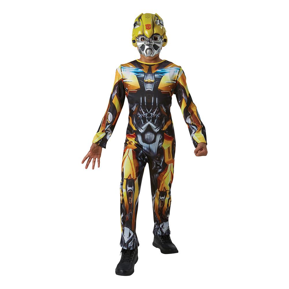 Transformers The Last Knight Bumblebee Barn Maskeraddräkt - Small