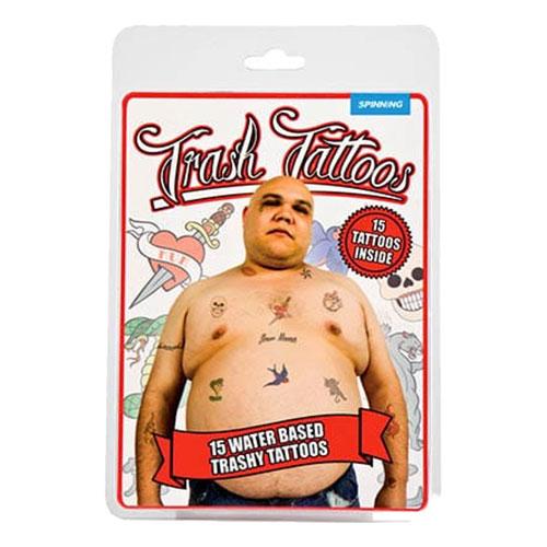 Trash Tatueringar - För honom