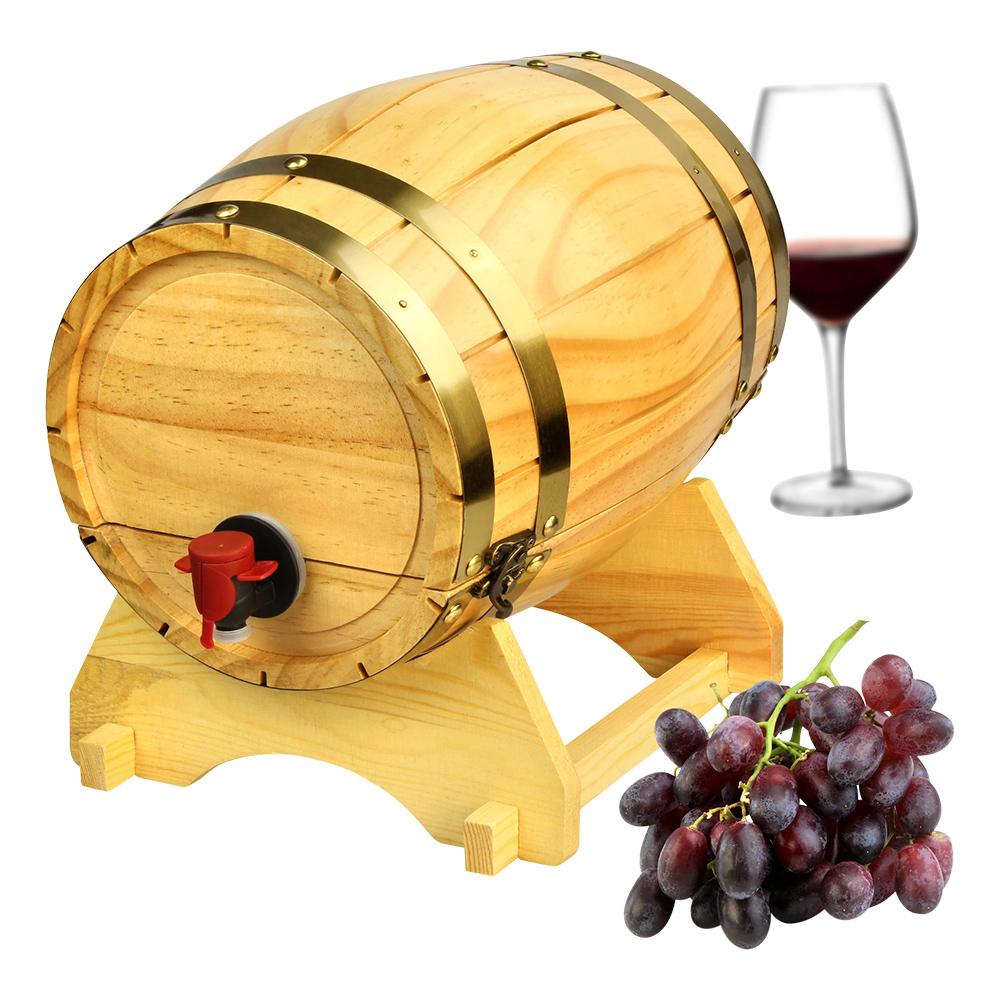 Trätunna för Vin - 10 liter Trätunna