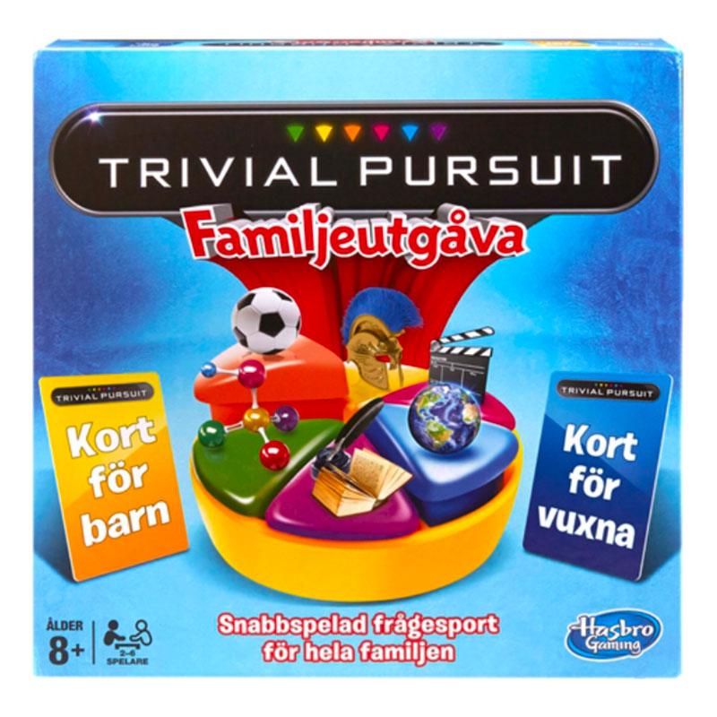 Trivial Pursuit Familjeutgåva