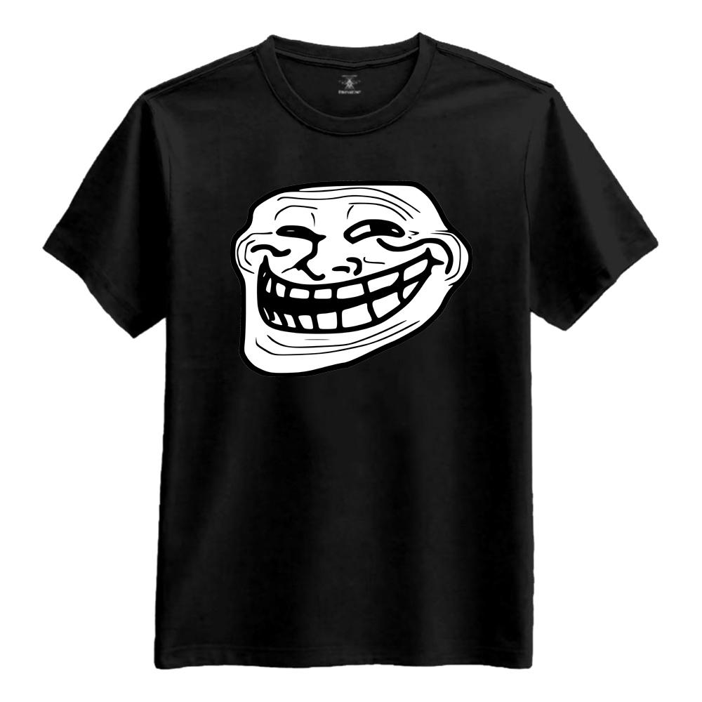 Trollface T-shirt - X-Large