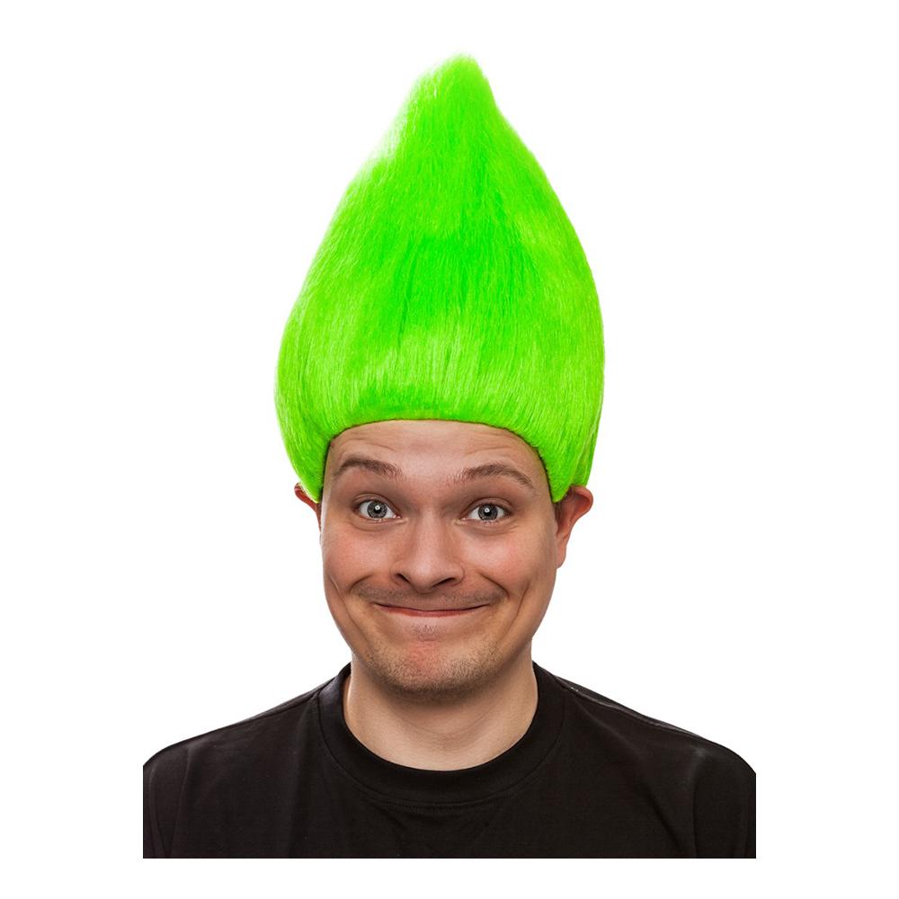 Trollperuk Grön