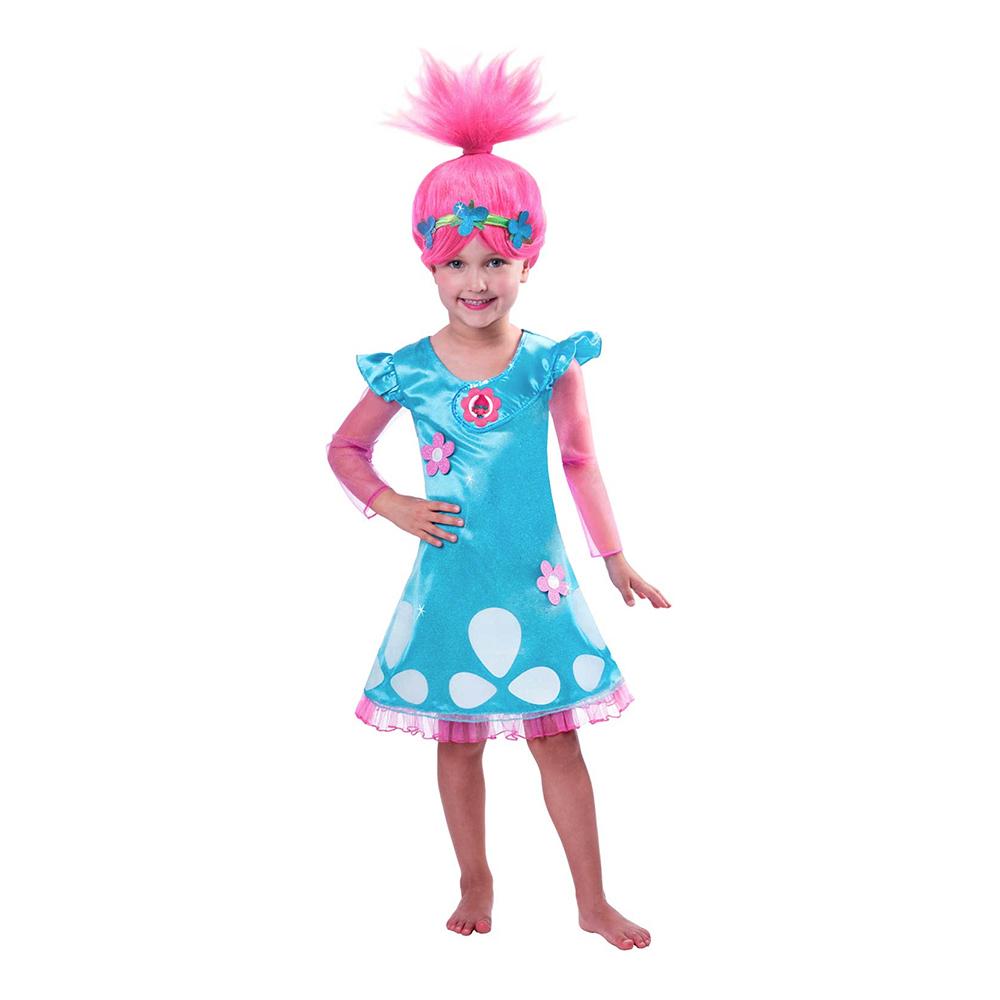 Trolls Poppy Barn Maskeraddräkt - Large