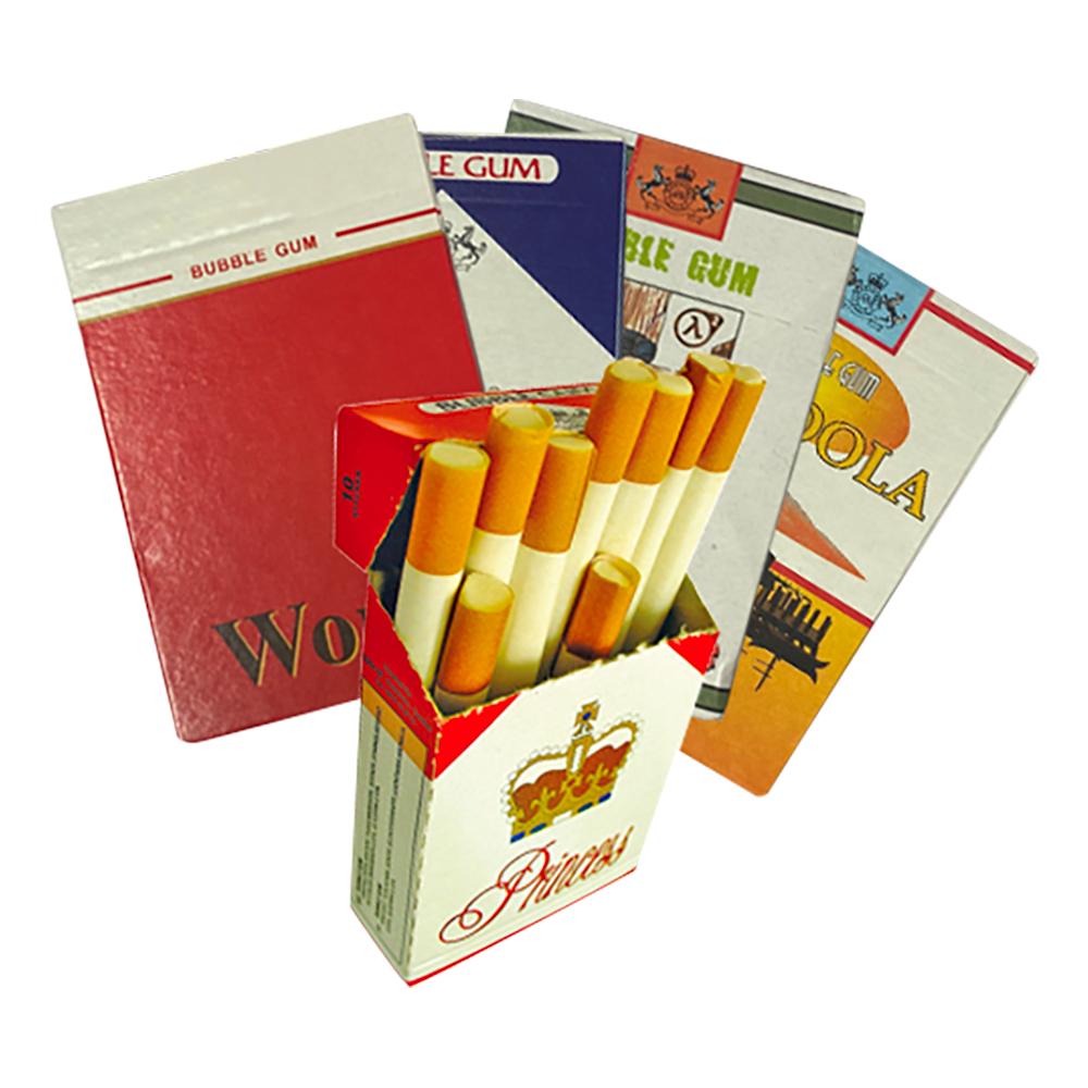Tuggummi Cigaretter - 18-pack