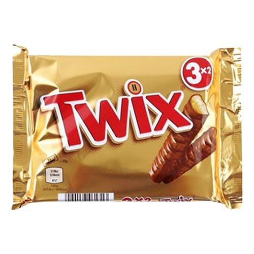 Twix 3-pack - 150 gram