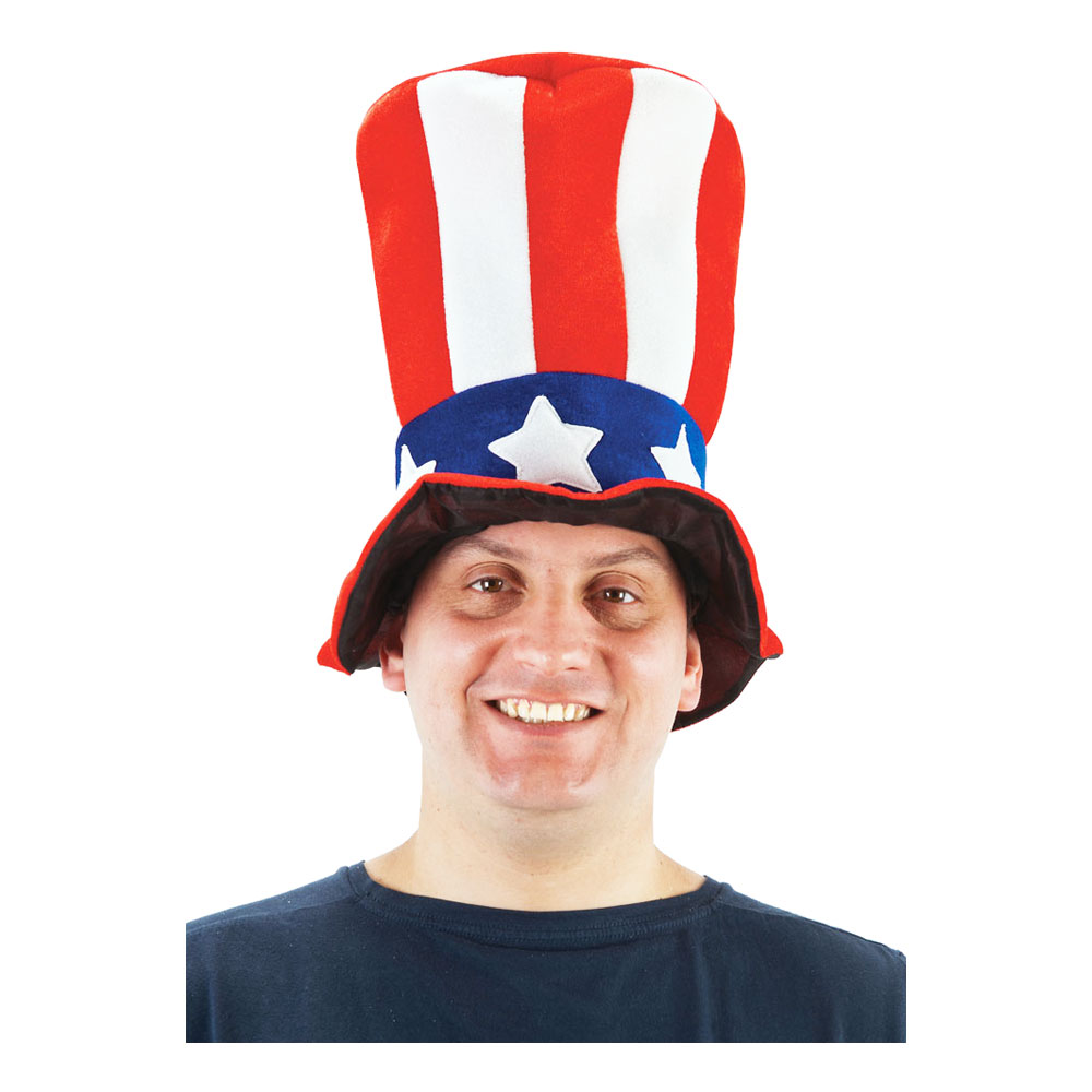 Uncle Sam Hatt - One size