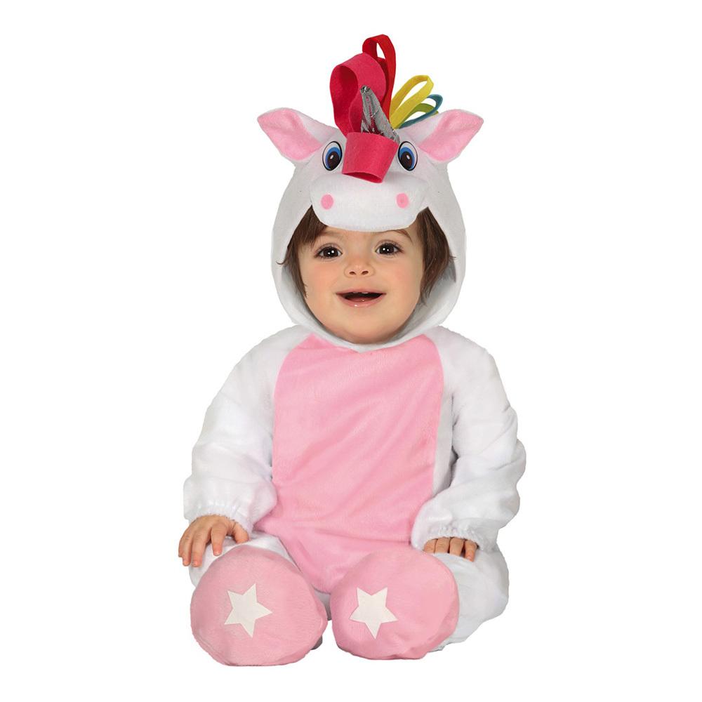 Unicorn bebis jumpsuit - 80-86 cm