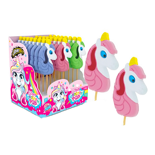 Unicorn Klubba Godis - 1-pack