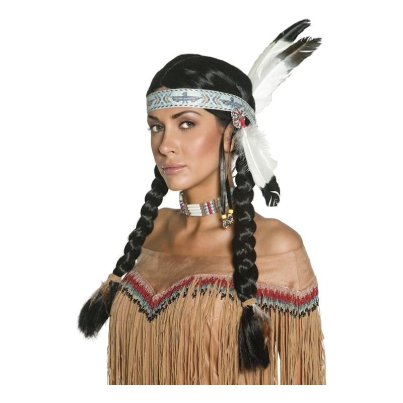 Unisex Indian Peruk - One size