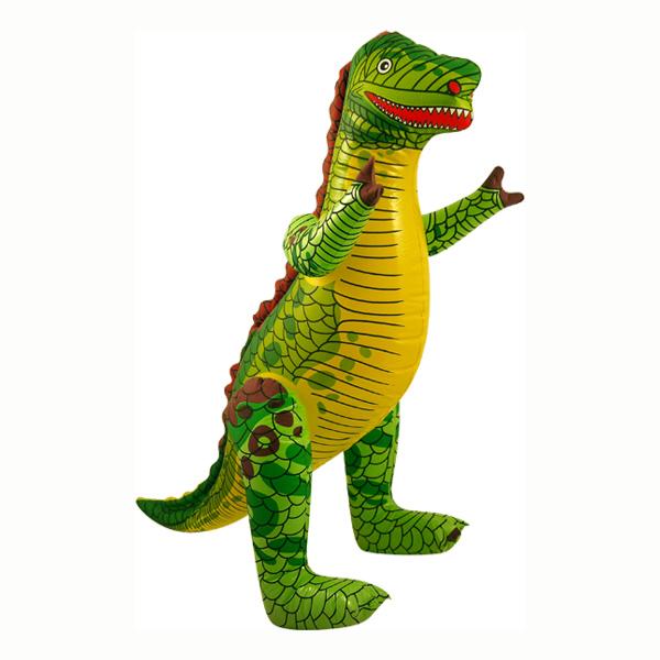 Dinosaurie - Uppblåsbar Dinosaurie