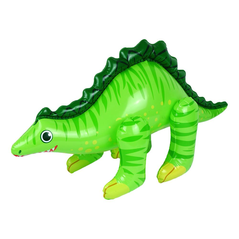 Uppblåsbar Dinosaurie Grön