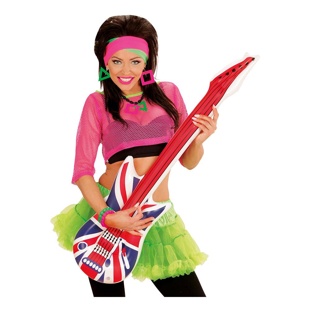 Uppblåsbar Gitarr UK