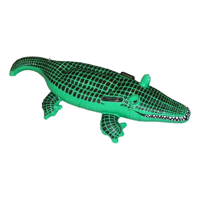 Uppblåsbar Krokodil