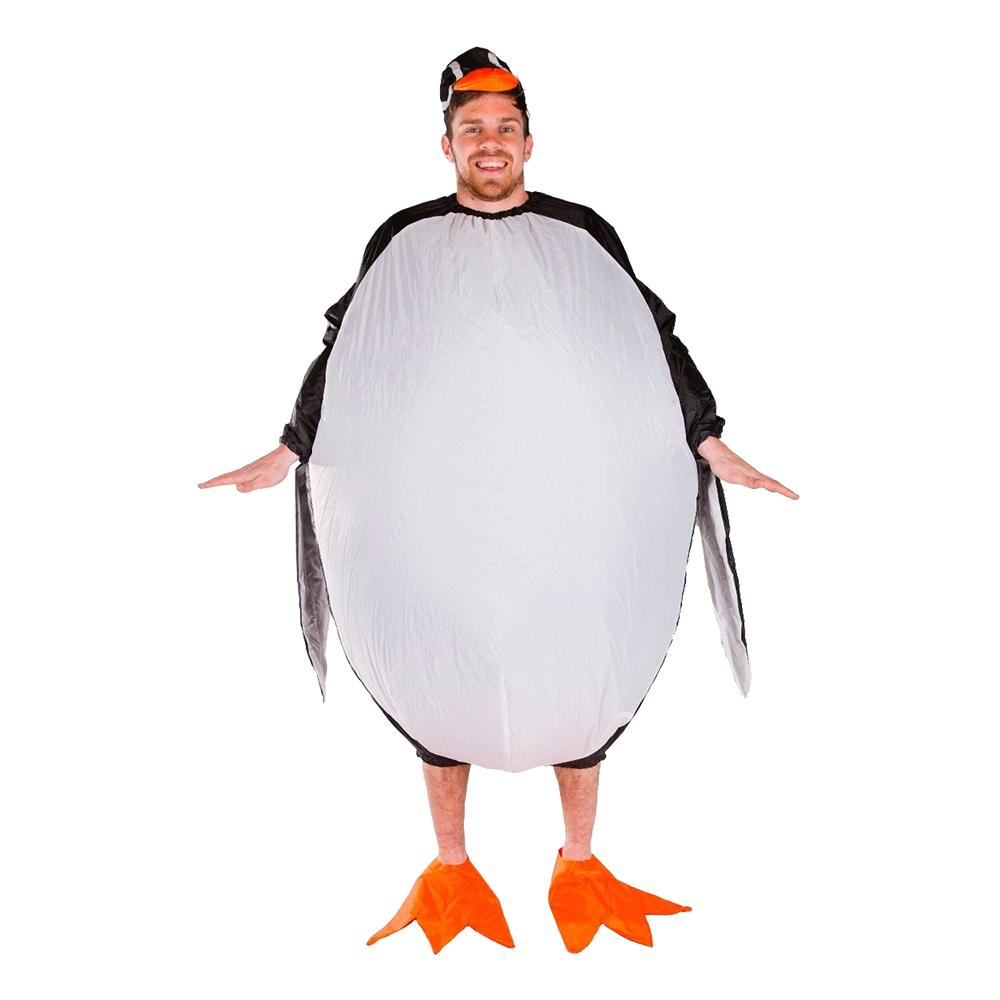 Uppblåsbar Pingvin Maskeraddräkt